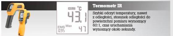 Termometr IR
